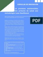 Revista Innovacion en procesos asistenciales en la atencion primaria de salud con metodologia Lean Healthcare.pdf