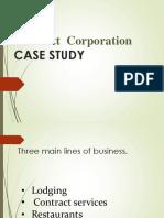 Presentation Marriott Case Study