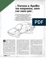 9999 (Ford) - Esquemas e Circuitos Eletricos - Mk4 - Scort - Verona - Apollo