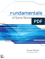 [Ernest Adams] Fundamentals of Game Design