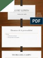 Presentacion Kurt Lewin