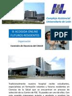 Acogida Online Futuros Residentes 2019