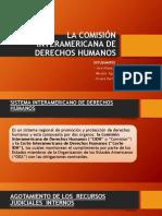 La Comisión Interamericana de Derechos Humanos Diapositivas