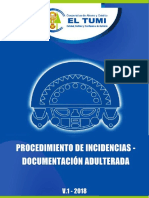 PRO-CRE-002 Procedimiento de Incidencias - Documentación Adulterada 22.11.2018.pdf