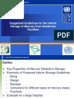 UNDP GEF Project Interim Hg Storage Philippines Oct 2010