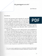 BIRMAN, J. Arqueologia Da Passagem Ao Ato