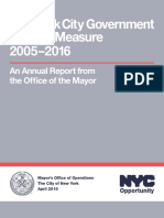 April 2018 NYC Mayor's Poverty Report
