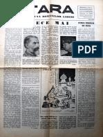 Tara anul I, nr. 2, mai 1949