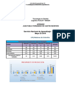 Evidencia 6 Ejercicio Práctico Presupuestos Para La Empresa LPQ Maderas de ColombiaColombiajuan Pablo