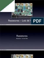 3med f3 Mod03 Resistores Leisdeohm 130206201014 Phpapp01