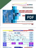 Proyectos Estruturantes 2010-2014 - Apr 2010