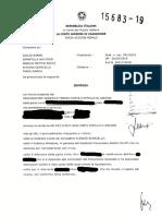 Corte Di Cassazione, Penale III, sent. 15683 del 2019