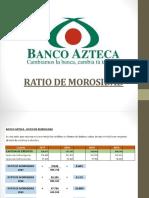Ratio de Morosidad
