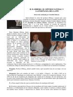 Entrevista a Orberg. Lingua latina per se Illustrata.pdf