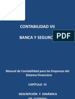 Banca y Seguros - Manual de Contabilidad - DePOSITOS