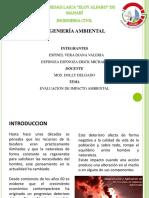 evaluacion de impacto ambiental expo.ppt