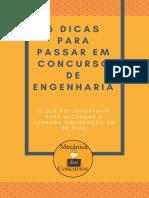Ebook 6 dicas para passar em concurso de engenharia.pdf