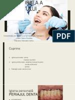Igiena Orala a Adultului