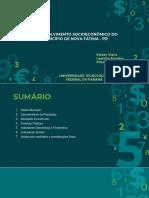 Pesquisa Sobre Desenvolvimento Socioeconômico