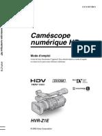Sony HVR-Z1 [fr].pdf