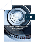 Willaschek, Marcus - Kant on the sources of metaphysics.pdf