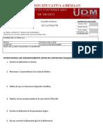 Carta de Liberacion Universidad