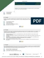 Avaliação Parcial - ADMINISTRAÇÃO DA PRODUÇÃO E OPERAÇÕES