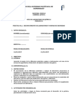 Guía Práctica 1. Reconocimiento de Materiales Equipos Instrumentos y Normas de Seguridad