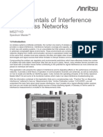 Anritsu - Fundamentals of Interference in Wireless Networks.pdf