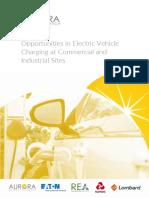 Oportunidades en la carga de la movilidad electrica