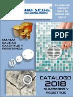 Catalogo Sumideros y Registros