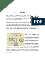 informe de LABORATORIO N° 03 (Generador de Vapor)