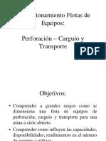 carguío y transporte