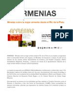 Exposición sobre mujeres Armenias