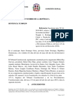 Sentencia Redes Sociales-partidos Politicos TC