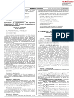 Decreto Legislativo Sobre Extincion de Dominio Decreto Legislativo n 1373 1677448 2