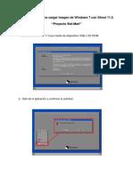 Creacion de USB Con Ghost 11.5