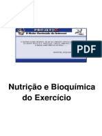 Nutricao e Bioquimica Do Exercicio