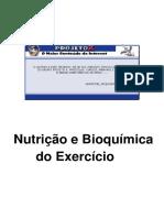 Nutricao e Bioquimica Do Exercicio