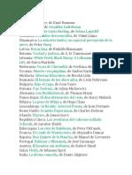 144 Libros Para Conocer El Mundo Copia