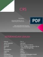 CRS Sirosis Hepatis