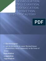 electroporation