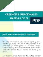 CREENCIAS IRRACIONALES
