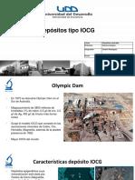 Depósitos Tipo IOCG
