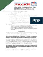 BASES GENERALES PARA EL III CAMPEONATO DE INTERBARRIOS VOLEY MAYORES 2018.docx