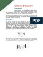 Tipos de Sistemas de Suspensión.docx