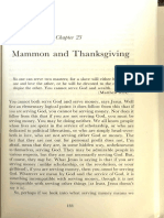 """Mammon and Thanksgiving,"" by Herbert McCabe"