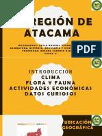 Region de Atacama