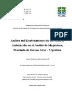 GARCÍA - Análisis Del Establecimiento de Corredores Ambientales en El Partido de Magdalena, Provi... (1)