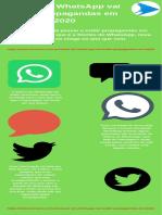 Status do WhatsApp vai exibir propagandas em 2020